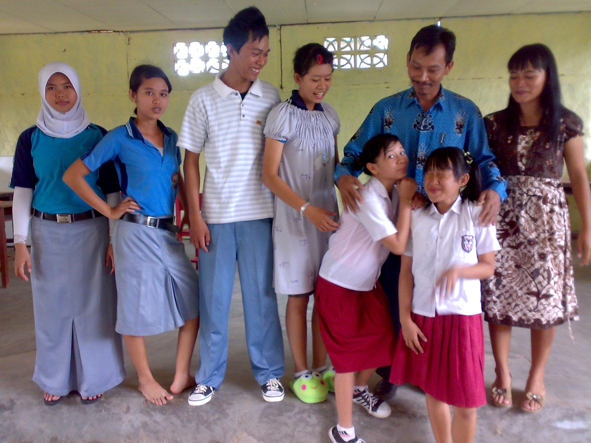 Foto Gokil Ala XI IPA 1 Bera Tri Handayanis Blog